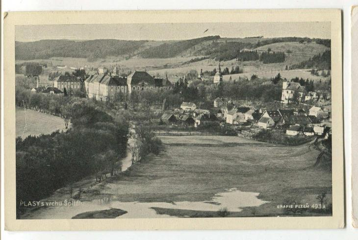 Plasy, Plzeň sever - Pohlednice