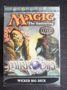 Theme Deck: Wicked Big, Mirrodin - Magic: The Gathering - MTG