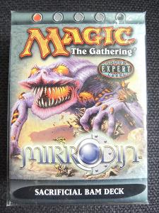 Theme Deck: Sacrificial Bam, Mirrodin - Magic: The Gathering - MTG