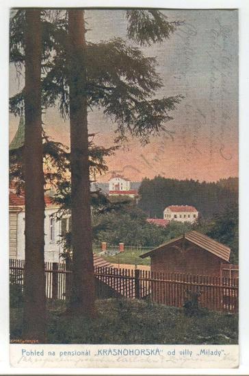 Česká Kubice, Domažlice - Pohlednice