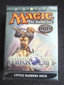 Theme Deck: Little Bashers, Mirrodin - Magic: The Gathering - MTG