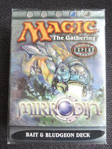 Theme Deck: Bait and Bludgeon, Mirrodin - Magic: The Gathering - MTG