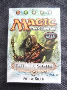 Theme Deck: Future Shock, Future Sight - Magic: The Gathering - MTG
