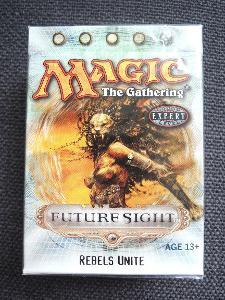 Theme Deck: Rebels Unite, Future Sight - Magic: The Gathering - MTG