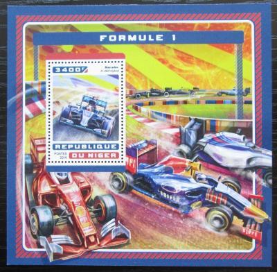 Niger 2016 Formule 1 Mi# Block 641 Kat 13€ 2525