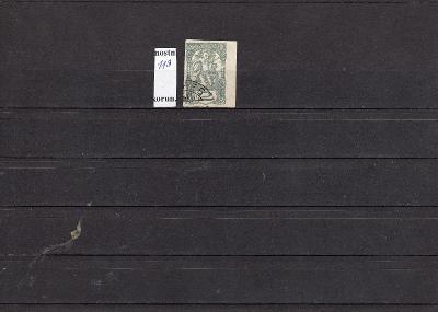 Jugoslávie Slovinsko Mi 113 ražená známka