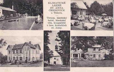 LÁZNĚ SV.ANNA U ČERNOVIC - OKÉNKOVÁ - 346-SQ99