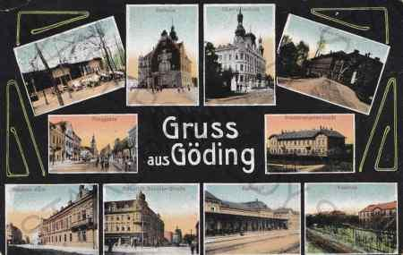 Gruss aus Göding / Hodonín