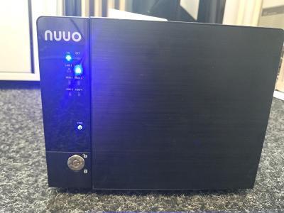NVR NUUO mini 2 na 4HDD