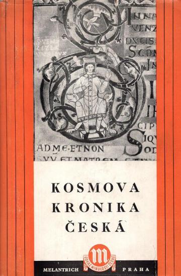 Kosmova kronika česká - Knihy
