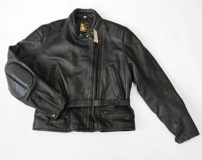 Kožená bunda dámská IXS křivák- vel. 48