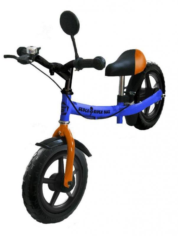Sedco RIDER ECO modré dětské odrážedlo - Hračky