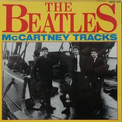 CD BEATLES  Mc CARTNEY TRACKS  Raritní Kompilace!