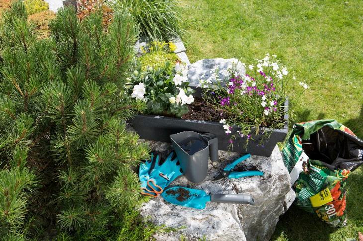 Sada pro údržbu zahrady 3ks (91771223) H95 - Zahrada