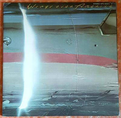 3LP Wings – Wings Over America 1977