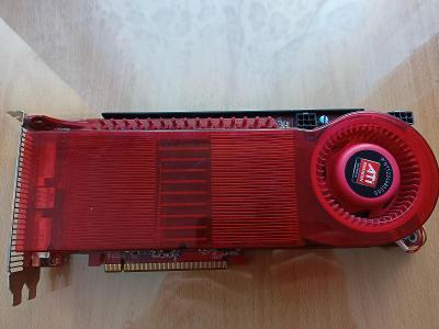 ATI Radeon HD 3870 X2 1GB, PCI-E