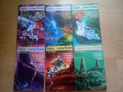 Fantasy & Science fiction ročník 96