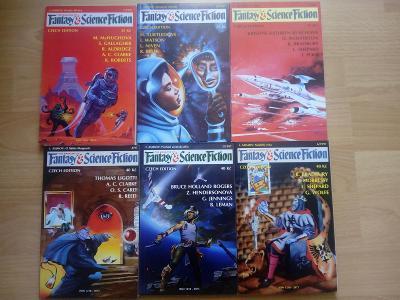 Fantasy & Science fiction ročník 97