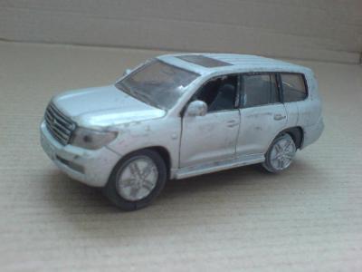 Siku-Toyota Land Cruiser V8