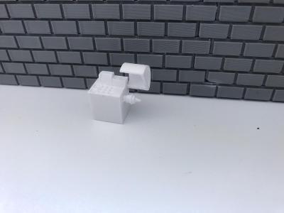 Vyvažovačka pneu Diorama/1/64 (matchbox,hw atd)
