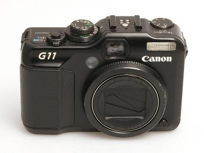 CANON G11 (10,0 MPix.)