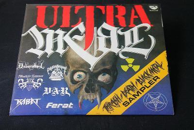 LP - Various - Ultrametal  (d8)