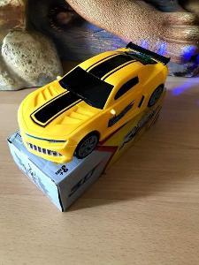 Auto robot na baterky