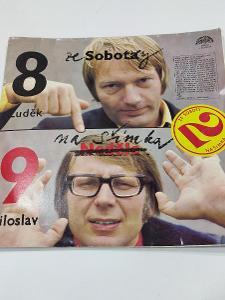Miroslav Šimek a Luděk Sobota