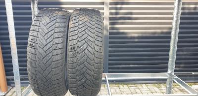 Prodám 2ks pneu zimní Dunlop