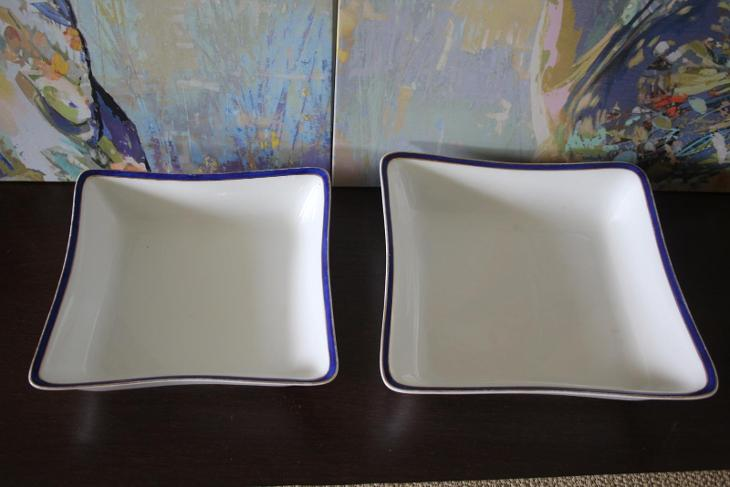 Starožitný porcelánový servis - značeno - Porcelán
