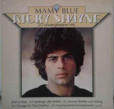 LP Ricky Shayne - Mamy Blue - 20 Unvergessene Hits, 1989 EX