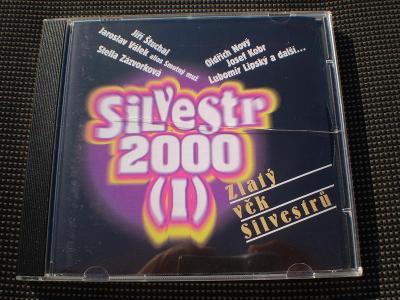 Zlatý věk Silvestrů / Silvestr 2000 (I), CD, stav - jako nové
