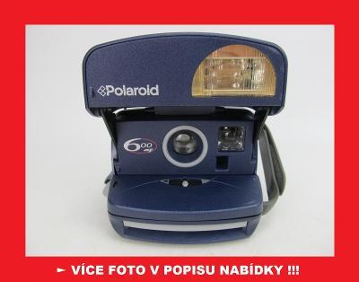 POLAROID 600 AF vajíčko - instantní foťák fotografie