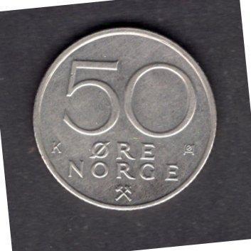 NORSKO : 50 Ore  1988