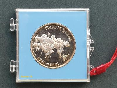 100 Kčs 1988 - MARTIN BENKA - proof - pouze 3746 kusů!!