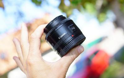 Canon 50 1.8 EF II (Servisovaný) pro C/EF Analog či Digitál