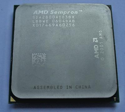 AMD Sempron SDA 2800 AIO3BX LBBWE