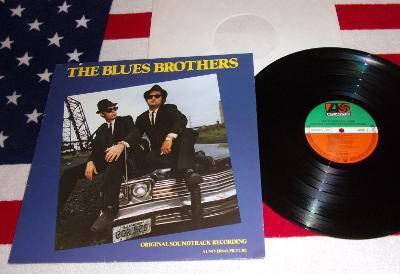 ☀️ LP: THE BLUES BROTHERS Original Soundtrack, Jako nová MINT! Germany