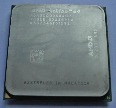AMD Athlon ADA 3000 DAA4BP YBBLE