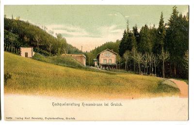 Králíky, Grulich, Ústí nad Orlicí, hospoda Kressenbrun