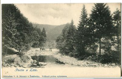 Litice, Záchlumí, Ústí nad Orlicí