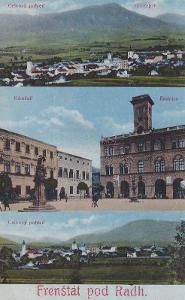 FRENŠTÁT POD RADHOŠTĚM - OKÉNKOVÁ - 22-ZY68