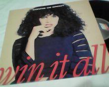 CONNIE DE GROOT-WIN IT ALL-1990-MAXI LP.