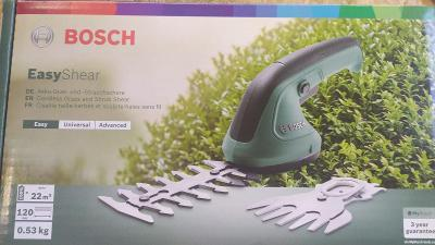 Bosch EasyShear nůžky na trávu a živý plot H197 - použité
