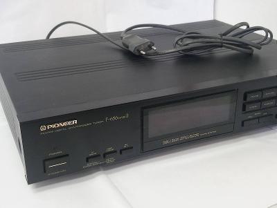 Pioneer - Stereo Tuner F-656 mark II