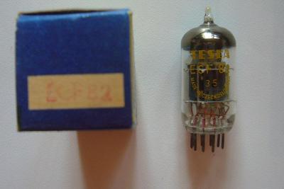 Elektronka ECF82