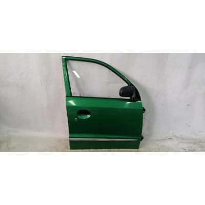 Hyundai Atos 97- drzwi przednie prawe zielone