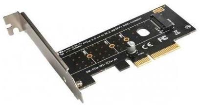 EVOLVEO NVME SSD PCIE, rozšiřující karta PCI-e pro M.2 SSD disk