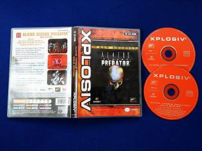 PC - ALIEN VERSUS PREDATOR GOLD EDITION (retro 2003) Top