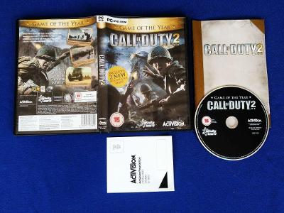 PC - CALL OF DUTY 2 (retro rok 2005) Top